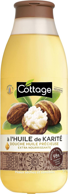 Cottage Ducha Aceite extra nutritiva Shea 560ml