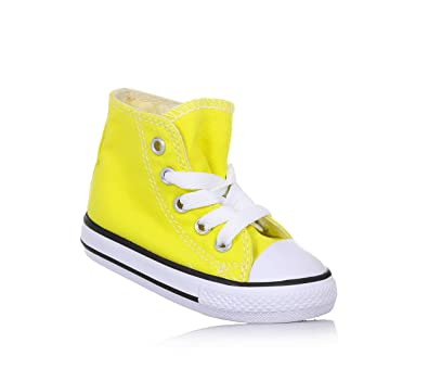 Converse All Star Shoes Ct As Hi Canvas Yellow P And 2017 755738 C