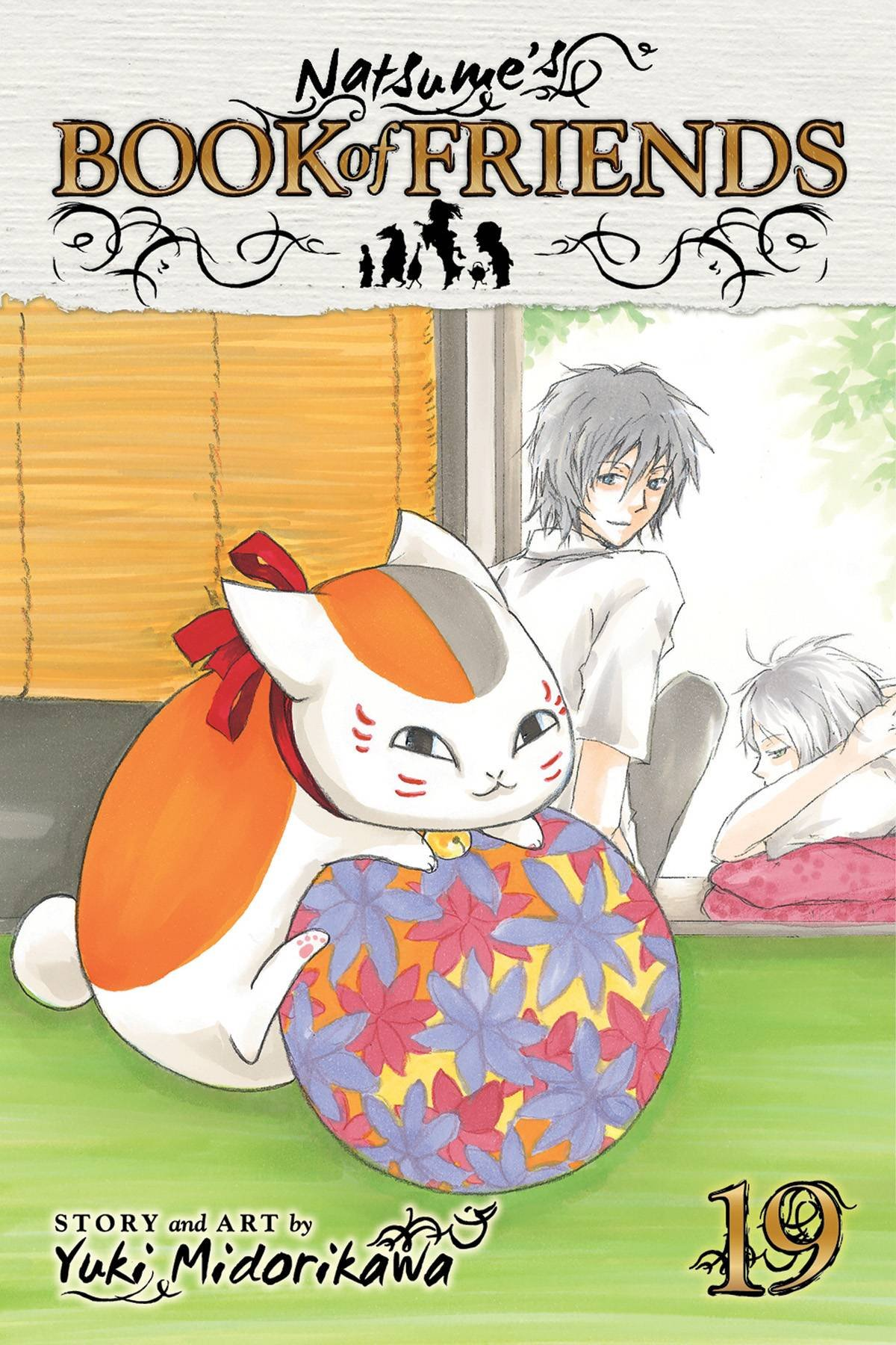Natsume's Book of Friends, Vol. 19 PDF