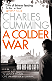 A Colder War (Thomas Kell Spy Thriller, Book 2)