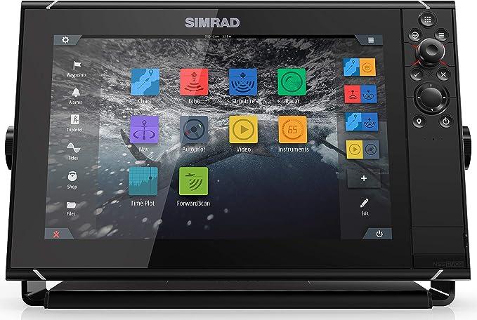 Simrad NSS12 – EVO3 Combo MFD con Insight: Amazon.es: Deportes y ...