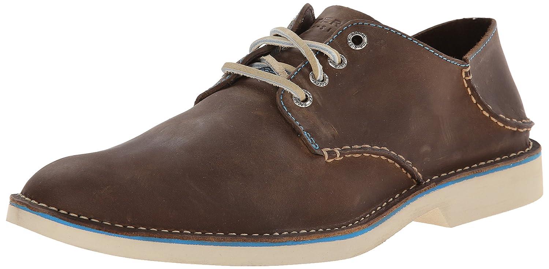 Amazon.com | Sperry Top-Sider Men's Harbor Plain Toe Oxford, Dark Brown,  7.5 M US | Oxfords