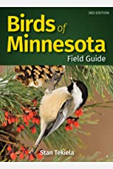 Birds of Minnesota Field Guide (Bird Identification Guides) Kindle Edition