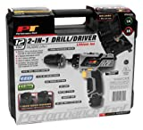 Performance Tool W50095 12V Rechargeable 2-in-1