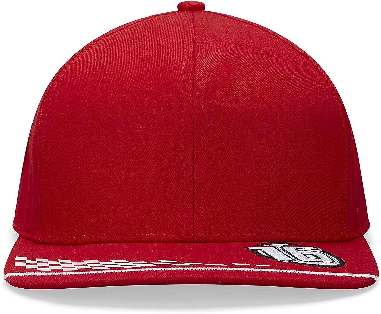One size Red Fuel For Fans Unisex Formula 1 Scuderia Ferrari Classic Logo Cap