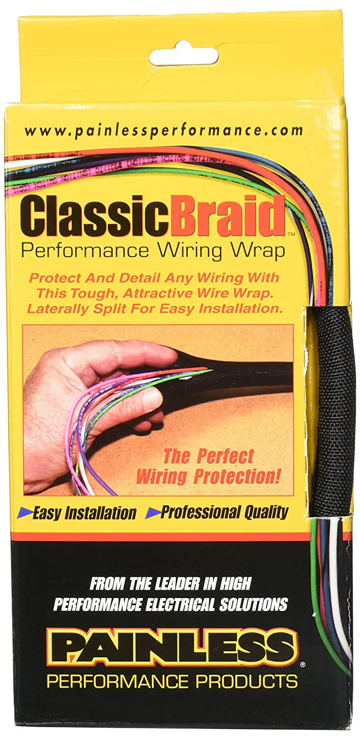 Painless 70958 Wiring Harness High Quality Wire Protection