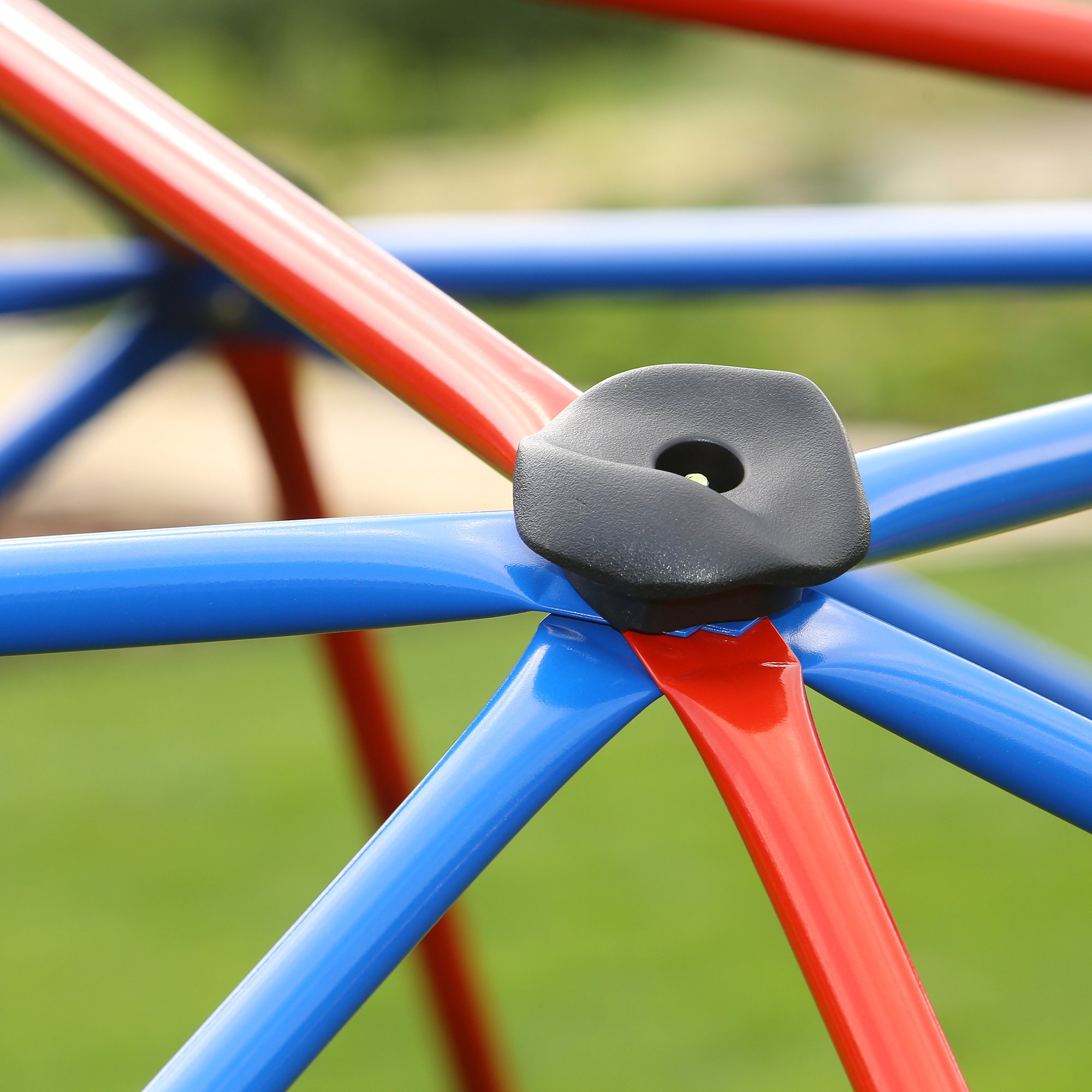 Lifetime Geometric Dome Climber Play Center (Primary Colors) by Lifetime (Image #7)