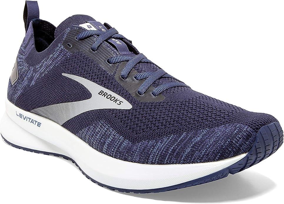 Brooks Mens Levitate 4 Running Shoe   Amazon