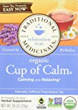 Traditional Medicinals, Cup of Calm, 16 bags