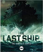 The Last Ship Season 1-5 Complete Series (DVD, 15-Disc Box Set)