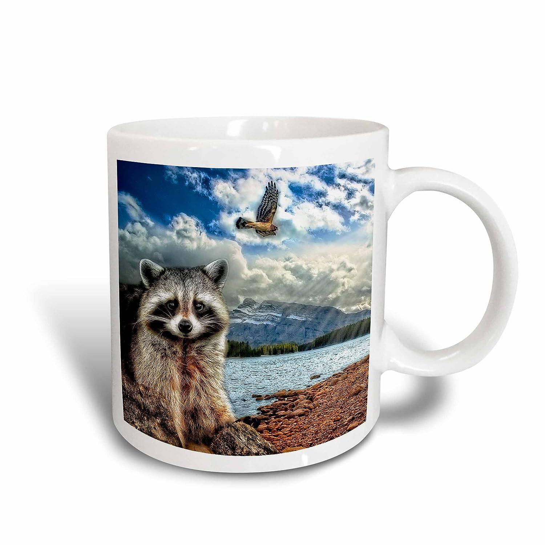 11 oz 3dRose 173009/_1 Ceramic Mug White