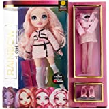 Rainbow High Bella Parker – Pink Fashion Doll with 2 Complete Doll Outfits to Mix & Match and Doll Accessories, Great Gift fo