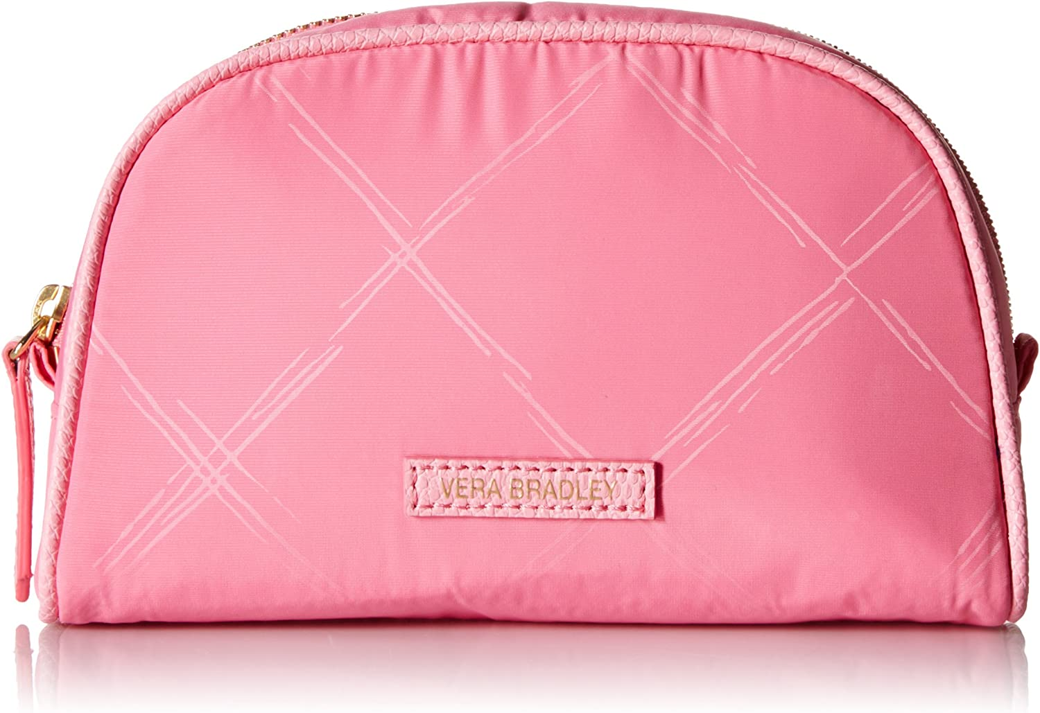 Vera Bradley Women's Preppy Poly Small Cosmetic Makeup Bag