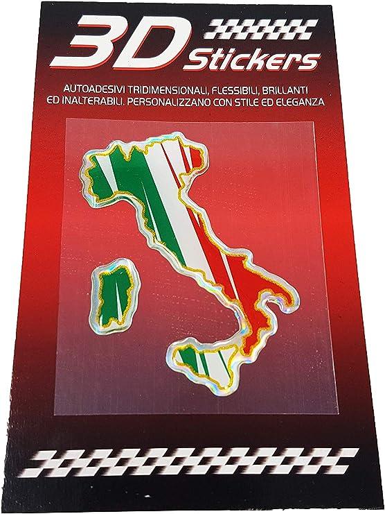 Quattroerre 14142/3D Sticker Italien