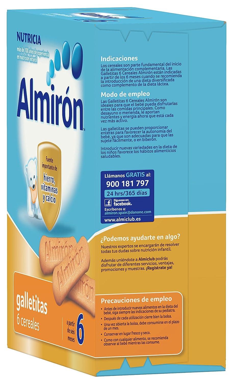 ALMIRON - ALMIRON ADVAN GALLETITAS 180G: Amazon.es: Alimentación y bebidas