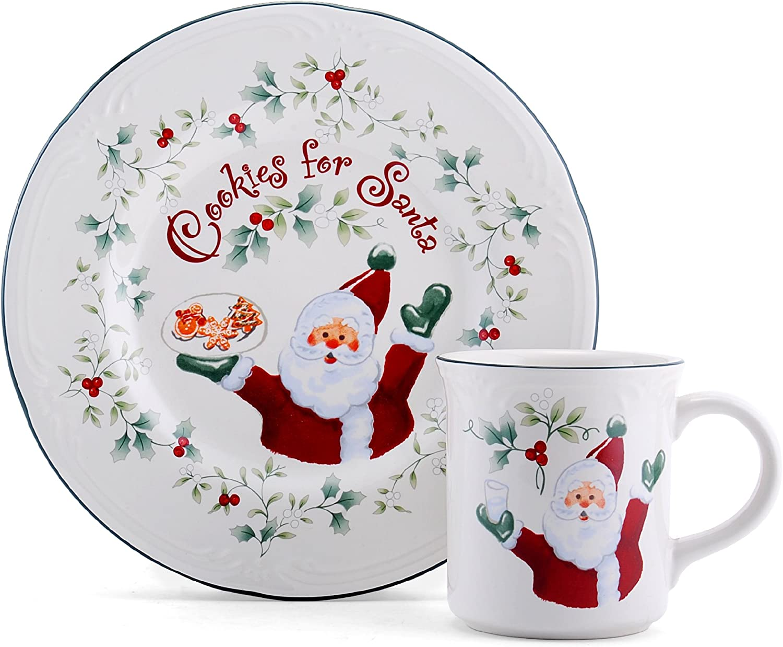 Pfaltzgraff Winterberry Mug With Gift Box