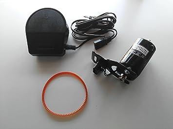 mimaquina.es Motor Exterior para MAQUINAS DE Coser Color Negro: Amazon.es: Hogar