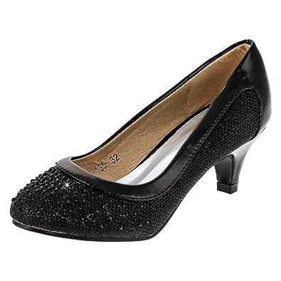 b73b1c70054e Festive children s shoes with a heel