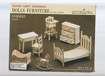 1:12 Échelle Maison de poupées miniature Santa Doll