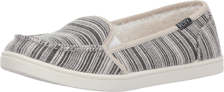 Minnow Wool V Slip On Shoe Flat