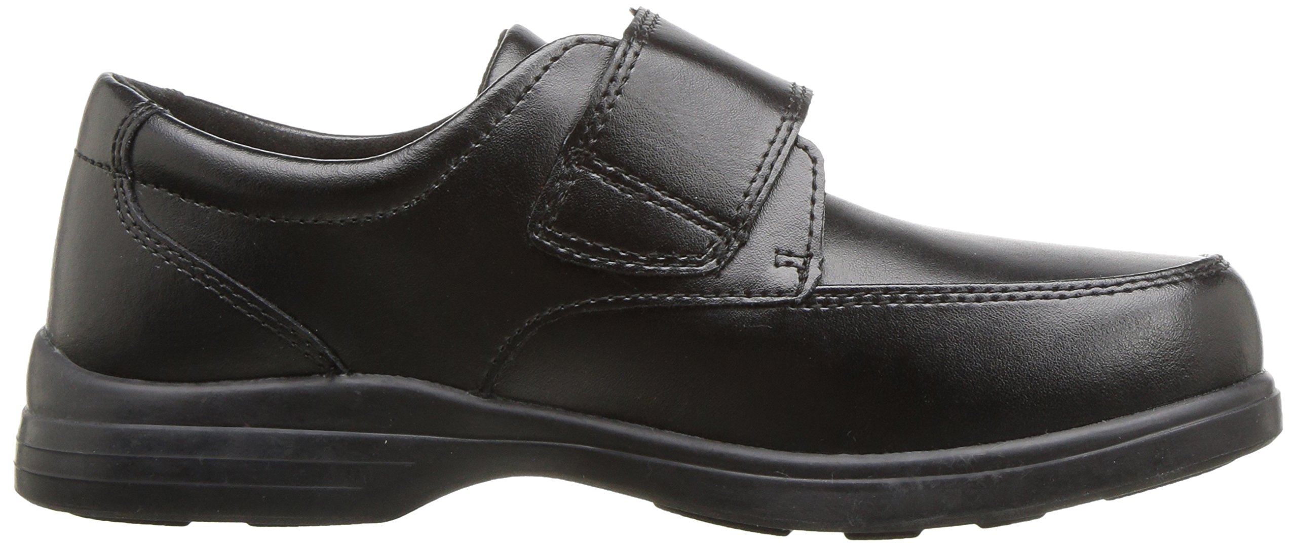 Hush Puppies Gavin Uniform Dress Shoe (Toddler/Little Kid/Big Kid), Black, 3 M US Little Kid by Hush Puppies (Image #7)