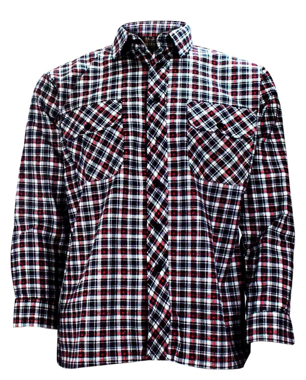 Sentinel New Mens Superdry Refined Lumberjack Shirt Sance Blue Check