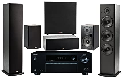 Amazon com: Onkyo 5 2 -Channel Wireless Bluetooth 4K 3D A/V