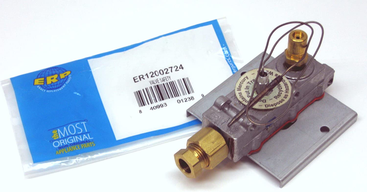 Gas Range Oven Safety Valve for Whirlpool 12002724 AP4010246 PS2004016