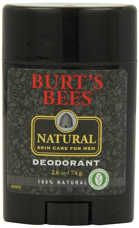 Burt's Bees Déodorant pour homme - Aux extraits de plantes - 74 g