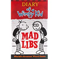 Diary of a Wimpy Kid Mad Libs: World's Greatest Word Game