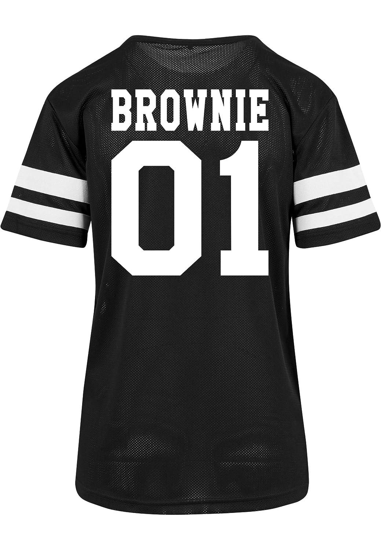 BFF Oversize Long T-Shirt Set UNBIOLOGICAL SISTER blondie brownie best friends