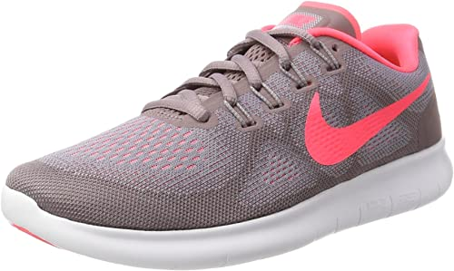 Nike Free Rn 2017 Women S Running Shoes Purple Provence Purple Taupe Grey Ice Peach Hot Punch 5 5 Uk 39 Eu Amazon Co Uk Shoes Bags