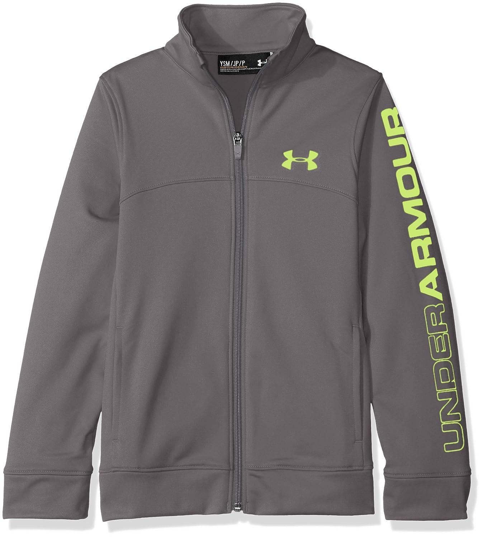 34c0ded86c256 Amazon.com : Under Armour Boys Pennant Warm Up Jacket : Clothing