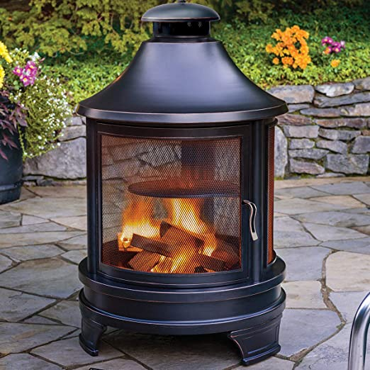 This Fire Pit Or Cooking Grilling Bbq Is Also Great Heater For Your Garden Patio Area