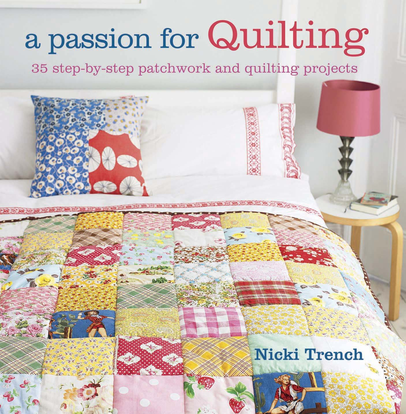 A Passion for Quilting ebook