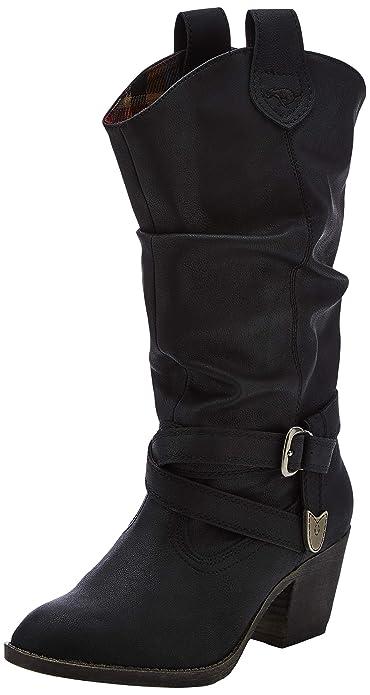 f5bc3dc68a770 Rocket Dog Women's Sidestep Cowboy Boots