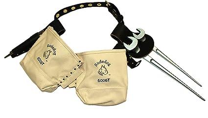 Rudedog Ironworker Zinc Structural Belt Package - Small JIW04