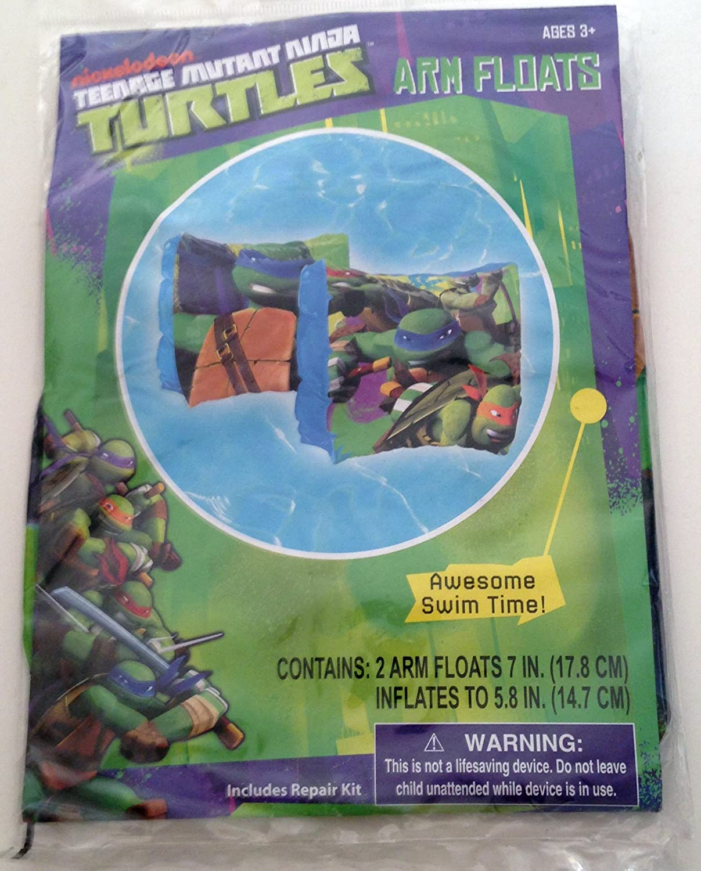 Nickelodeon Teenage Mutant Ninja Turtles Swimming Pair of ...