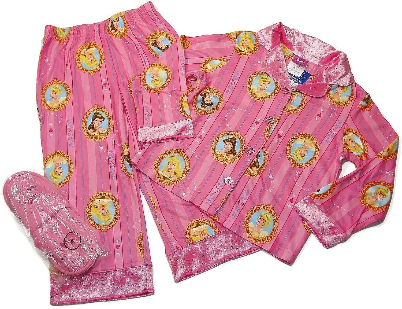 Girls size 3 DISNEY FROZEN Pink FLANNEL  pyjamas pjs  NEW