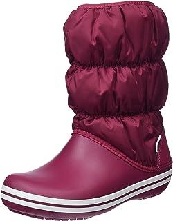 Crocs Winter Puff Boot, Botas de Nieve para Mujer
