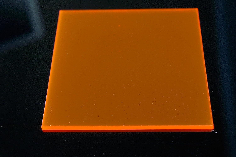 Scheibe in-outdoorshop Acrylglas Zuschnitt /Ø 90mm, gr/ün Rund Plexiglas/® Platte Rund Fluoreszierend verschiedene Gr/ö/ßen