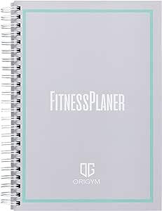 origym Fitness Agenda para entrenamiento de la Fuerza