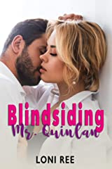 Blindsiding Mr. Quinlan: Fielding-Stone Gallery Book Two Kindle Edition