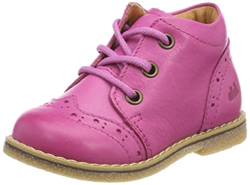 6fcdb734a5d Froddo Girls Children Shoe G2130136-2 Moccasins, Red (Fuchsia I19), 4