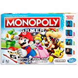 Monopoly Gamer Edition inc Nintendo Super Mario Characters - Family Board Game