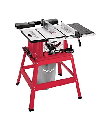 SKIL 3400 15 15 Amp 10 Inch Table Saw With Stand And Dust Collection