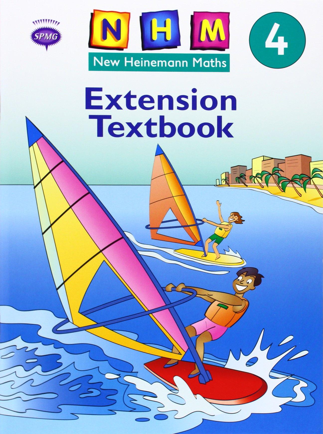 New Heinemann Maths Yr4, Extension Textbook PDF