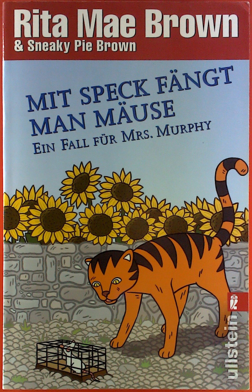 Mit Speck Fängt Man Mäuse Ein Fall Für Mrs Murrphy Amazonde