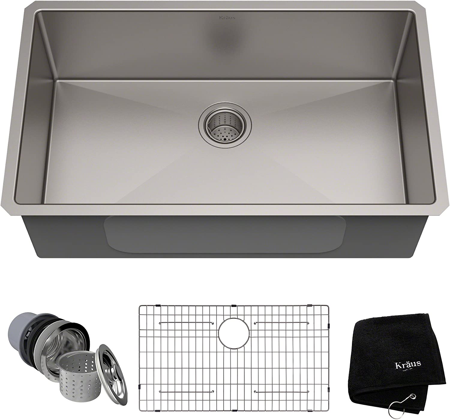 best kitchen sinks undermount