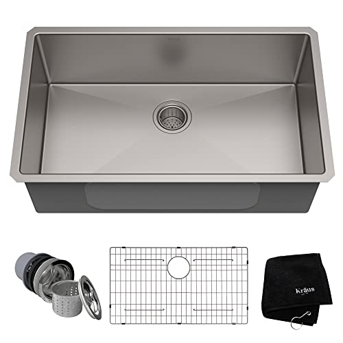 Kraus KHU100-32 Standart PRO Undermount Kitchen Sink